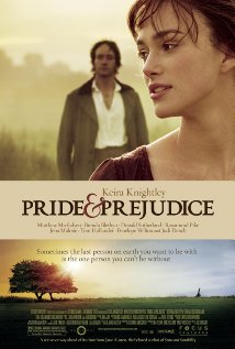 Pride & Prejudice image borrowed from IMDB.com