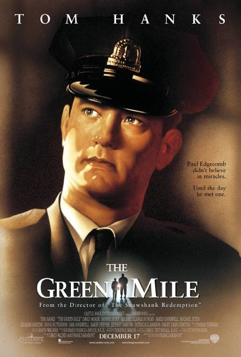 The Green Mile Movie Poster from IMDB.com